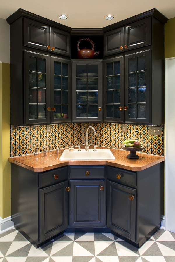 Metalworks Project Copper Kitchen Countertop